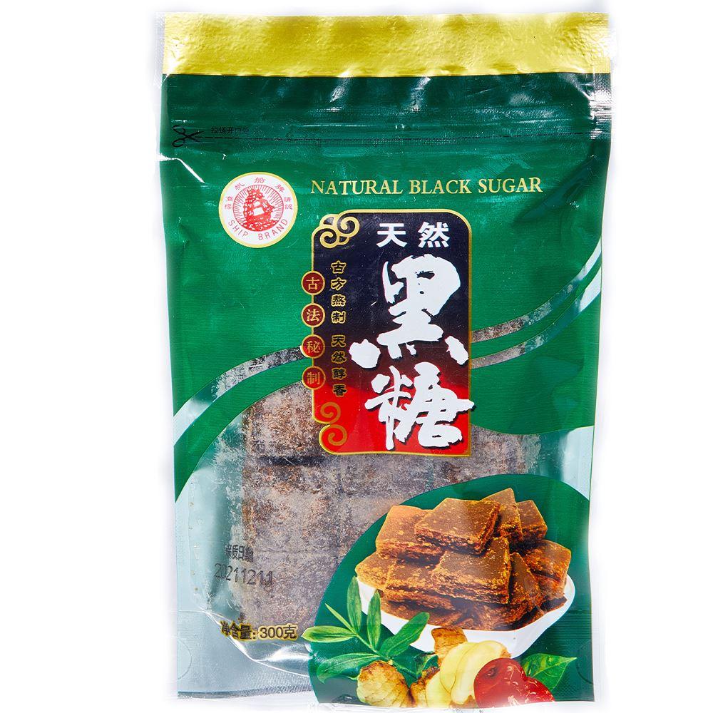 Natural Black Sugar