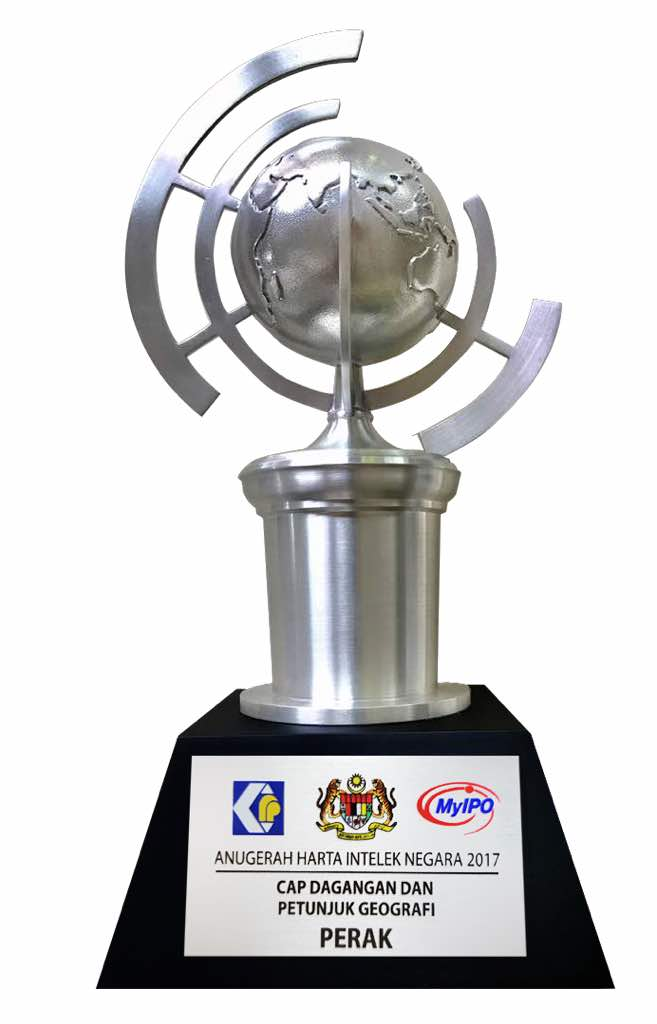 The Malaysian Brand Award 2016 by Federation of Malaysia Chinese Guilds Association (FEMACGA)
