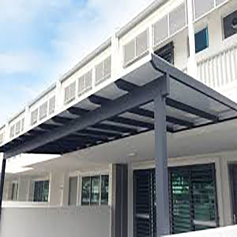 Awning Polycarbonate and Sky Roof