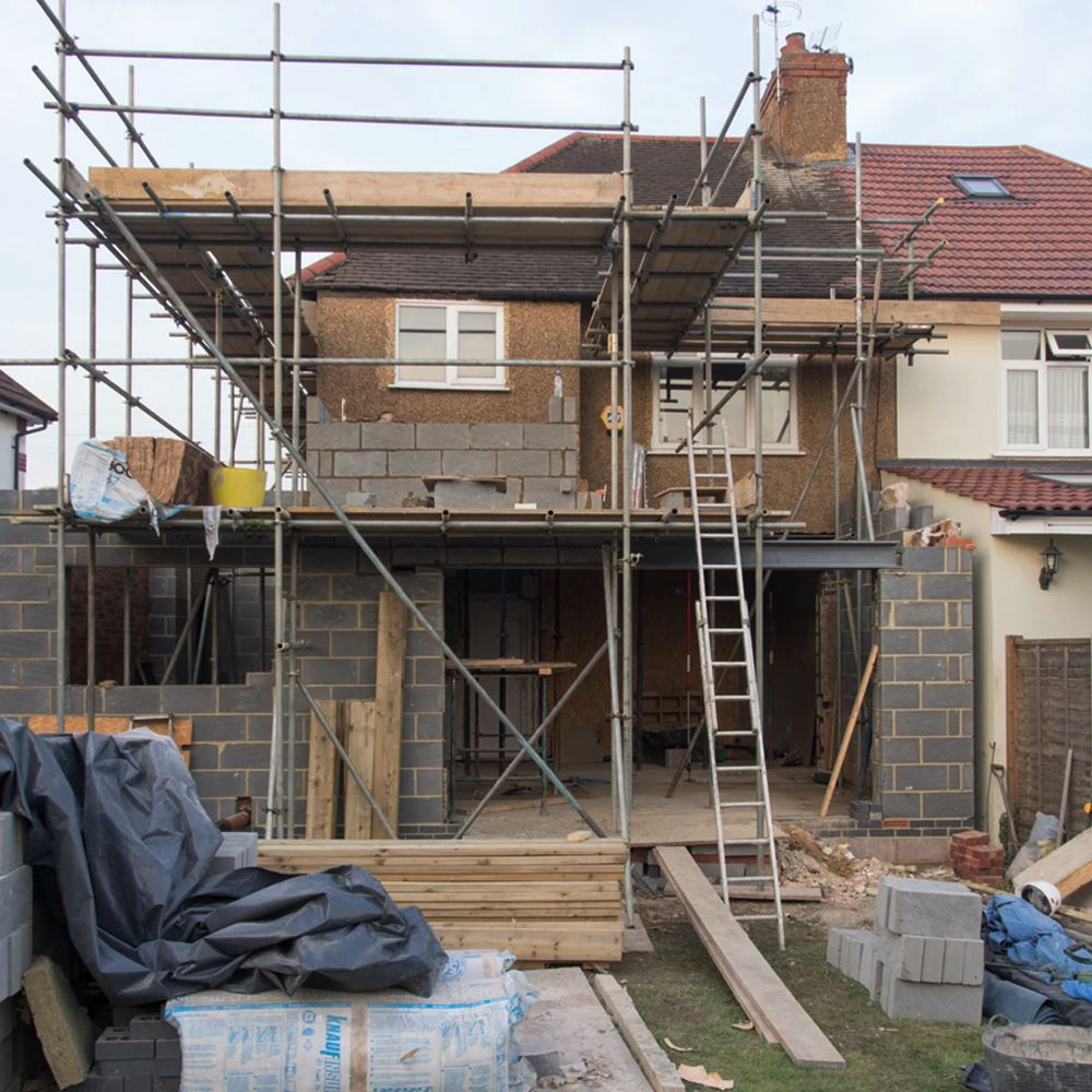 House Extension Works