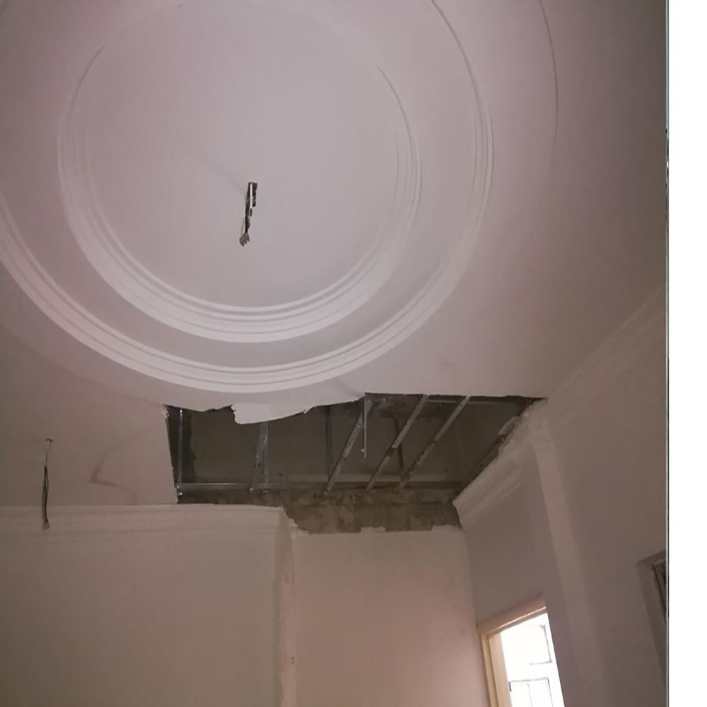 Roof and Wall Leaking