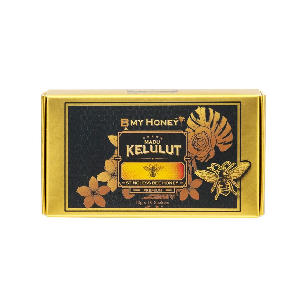 BMY Stingless Bee Honey (Madu Kelulut) Sachet