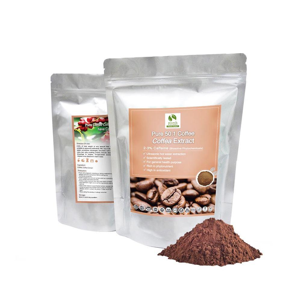 Coffee (Coffea) Standardized Extract Powder