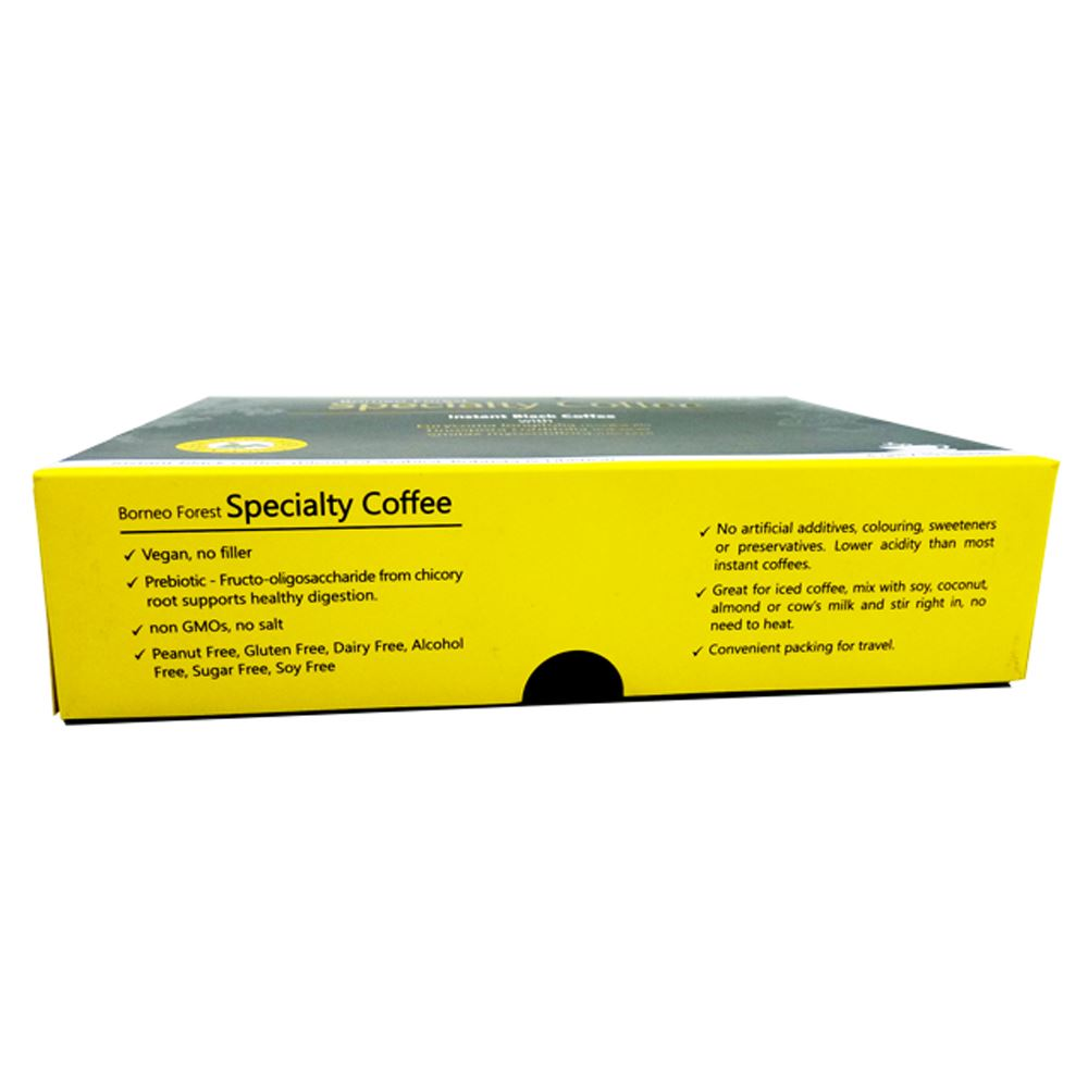 Super Antioxidant Coffee-Eurycoma Longifolia