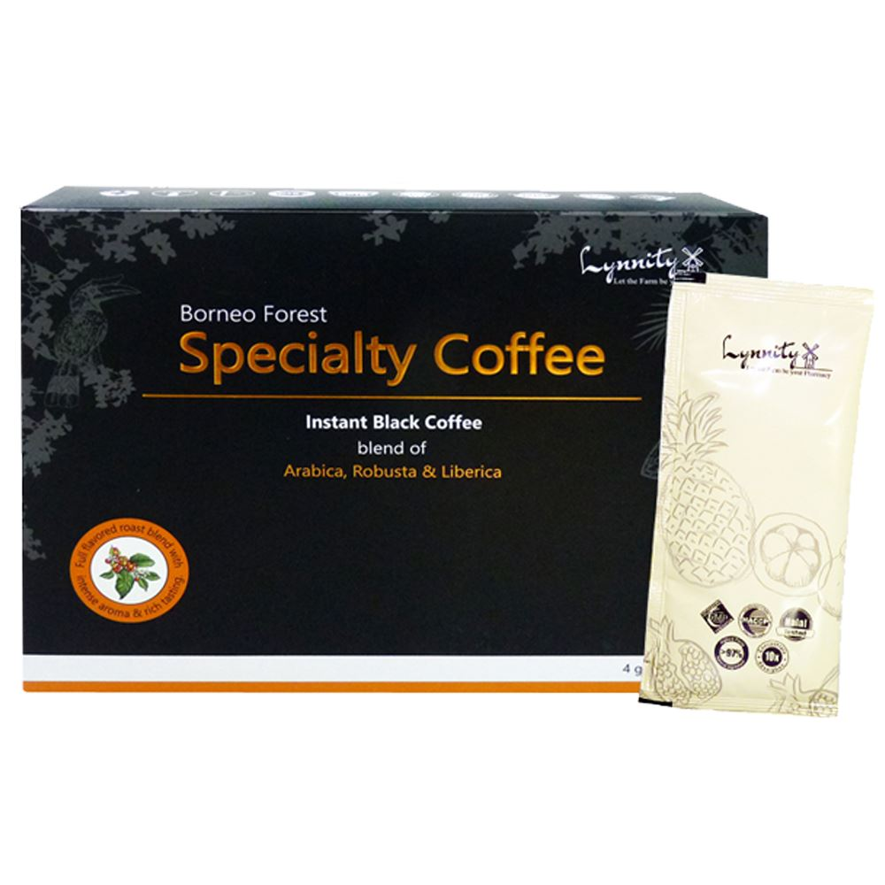 Super Antioxidant Coffee-Instant Black Coffee