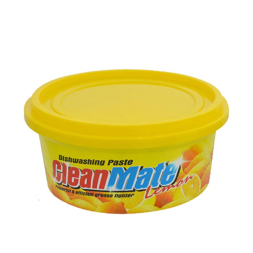 Cleanmate Dishwashing Paste (Lemon)