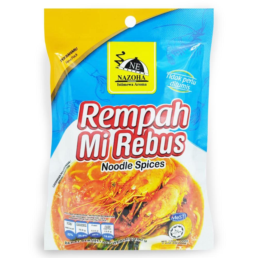 Rebus Noodle Gravy Mix (Spicy)