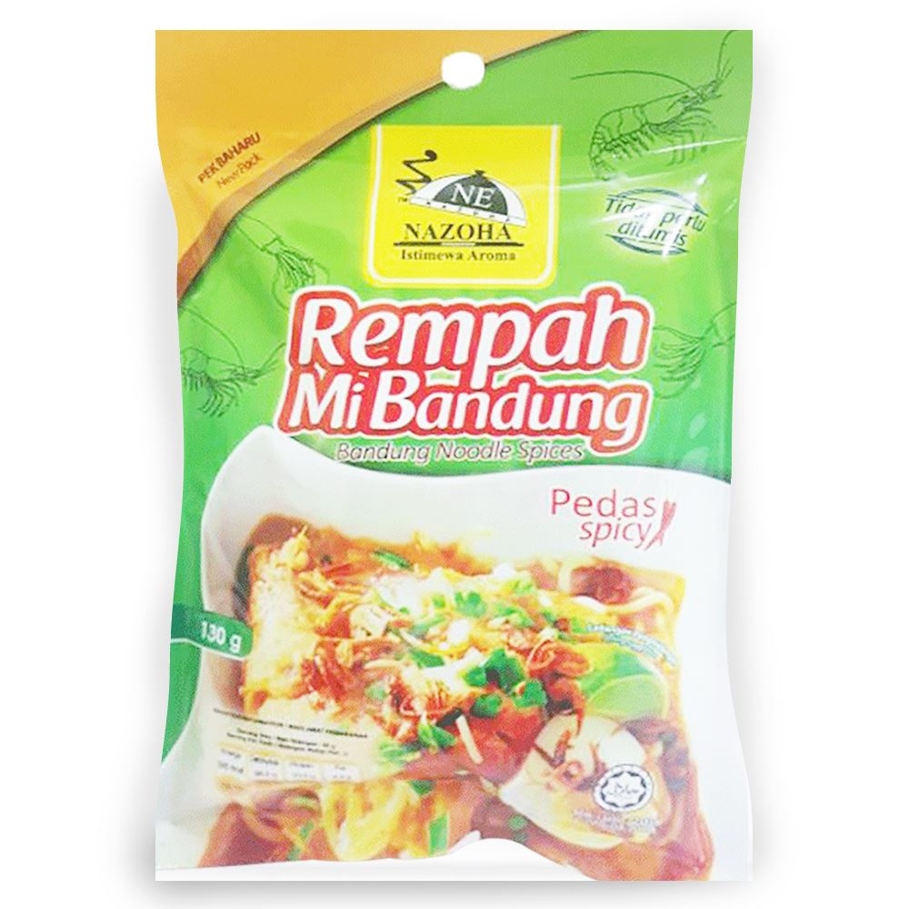 Bandung Noodle Gravy Mix (Spicy)
