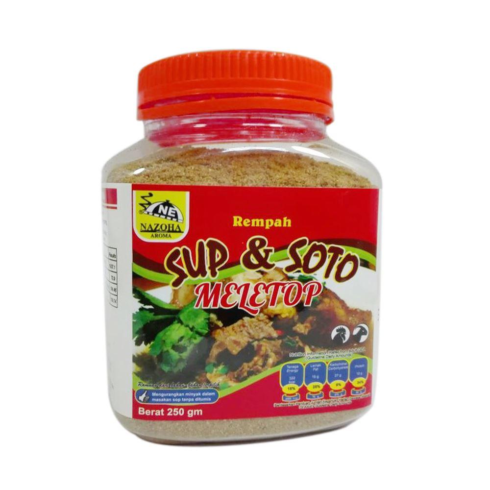 Soto Soup Spices Powder (Bottle)