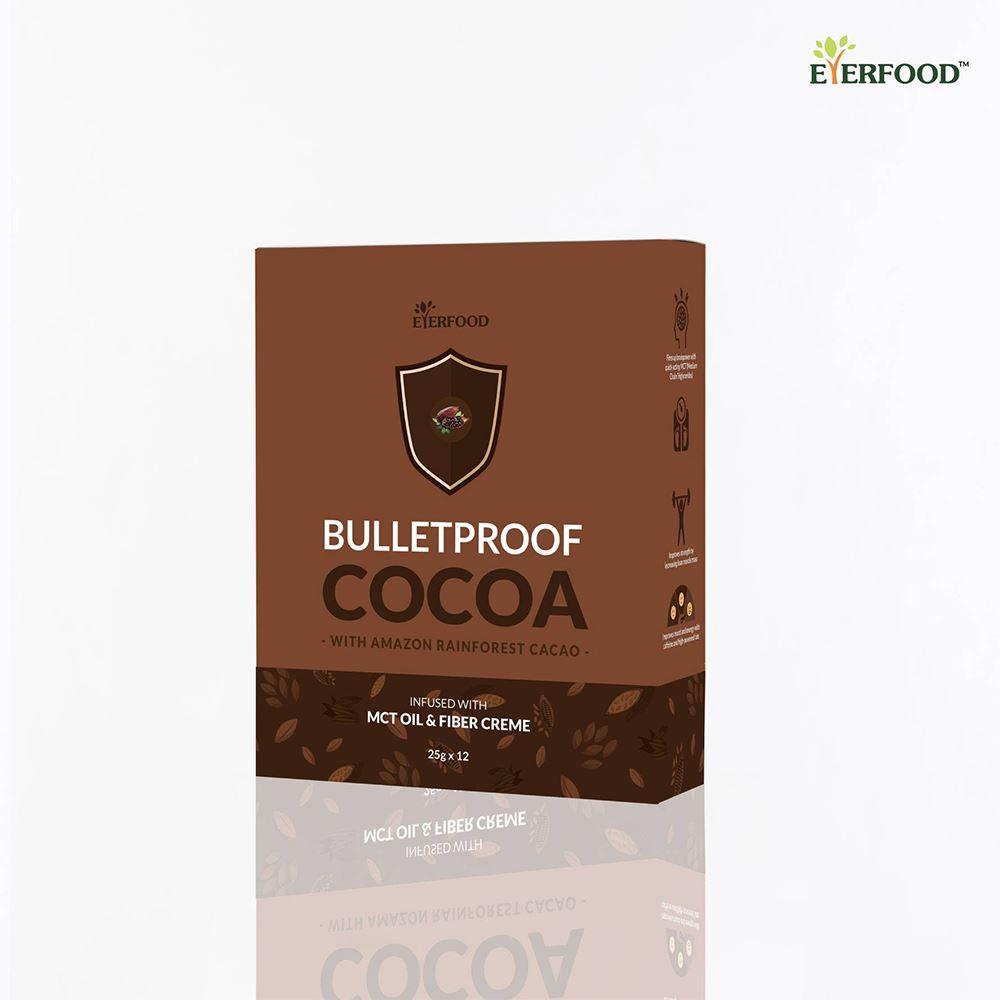 Bulletproof Cocoa Beverage