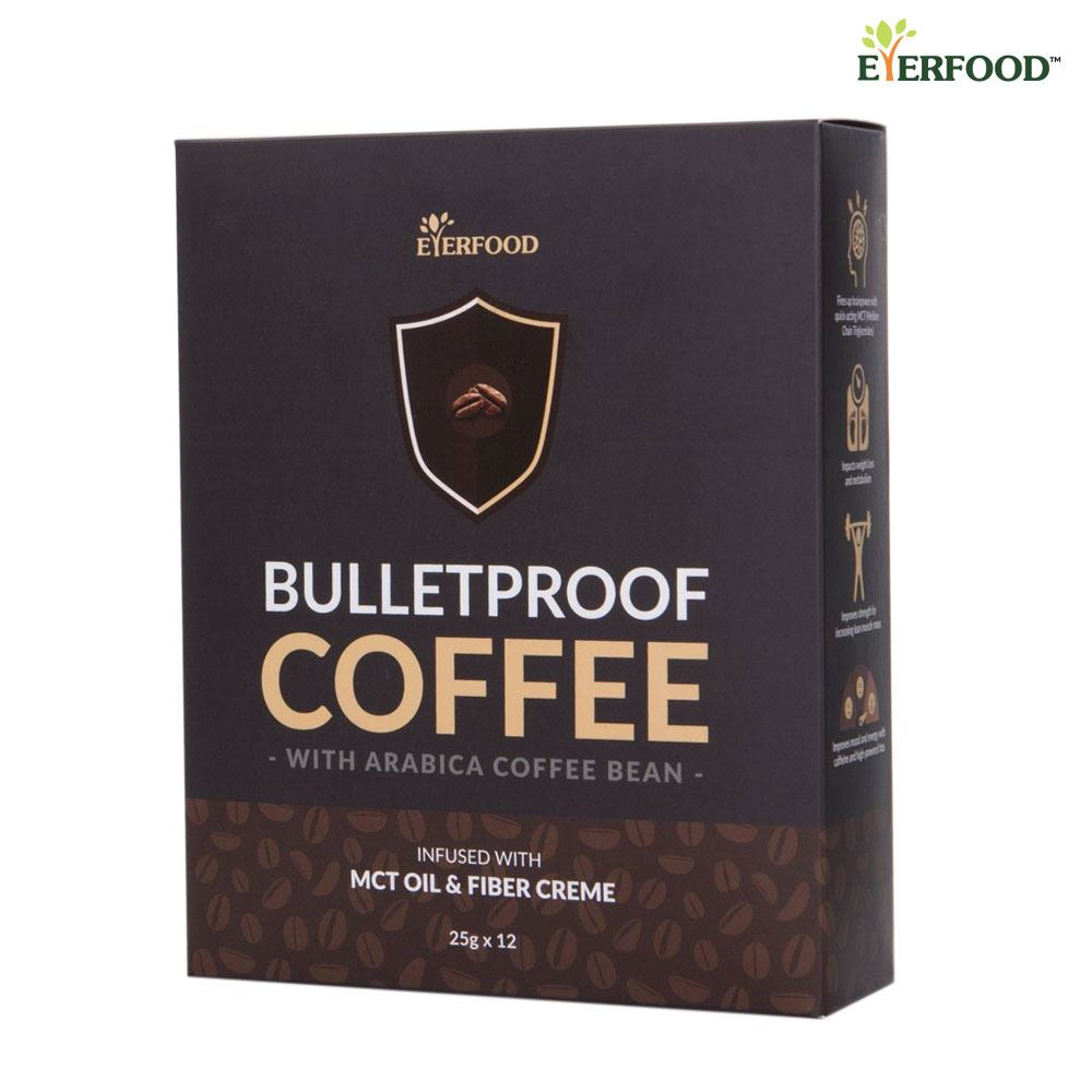 Bulletproof Coffee Beverage