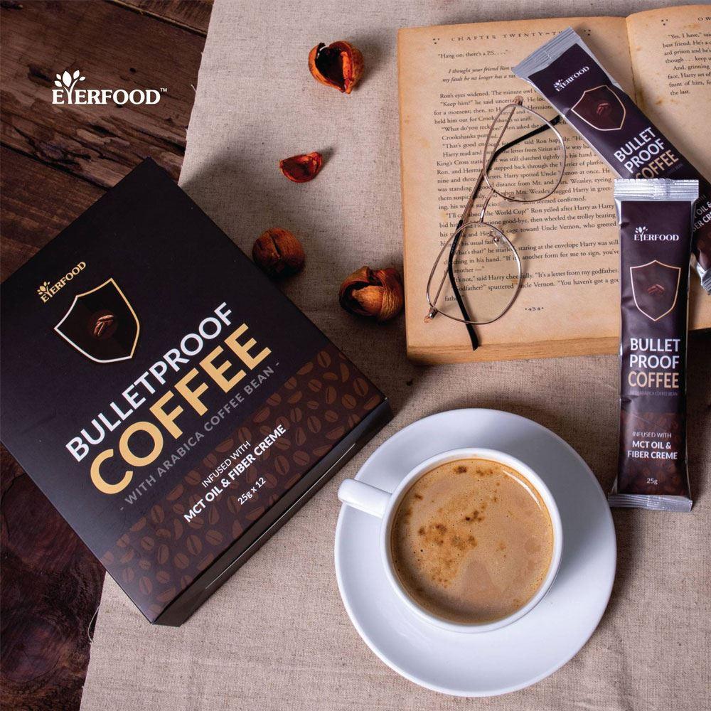Bulletproof Coffee Beverage