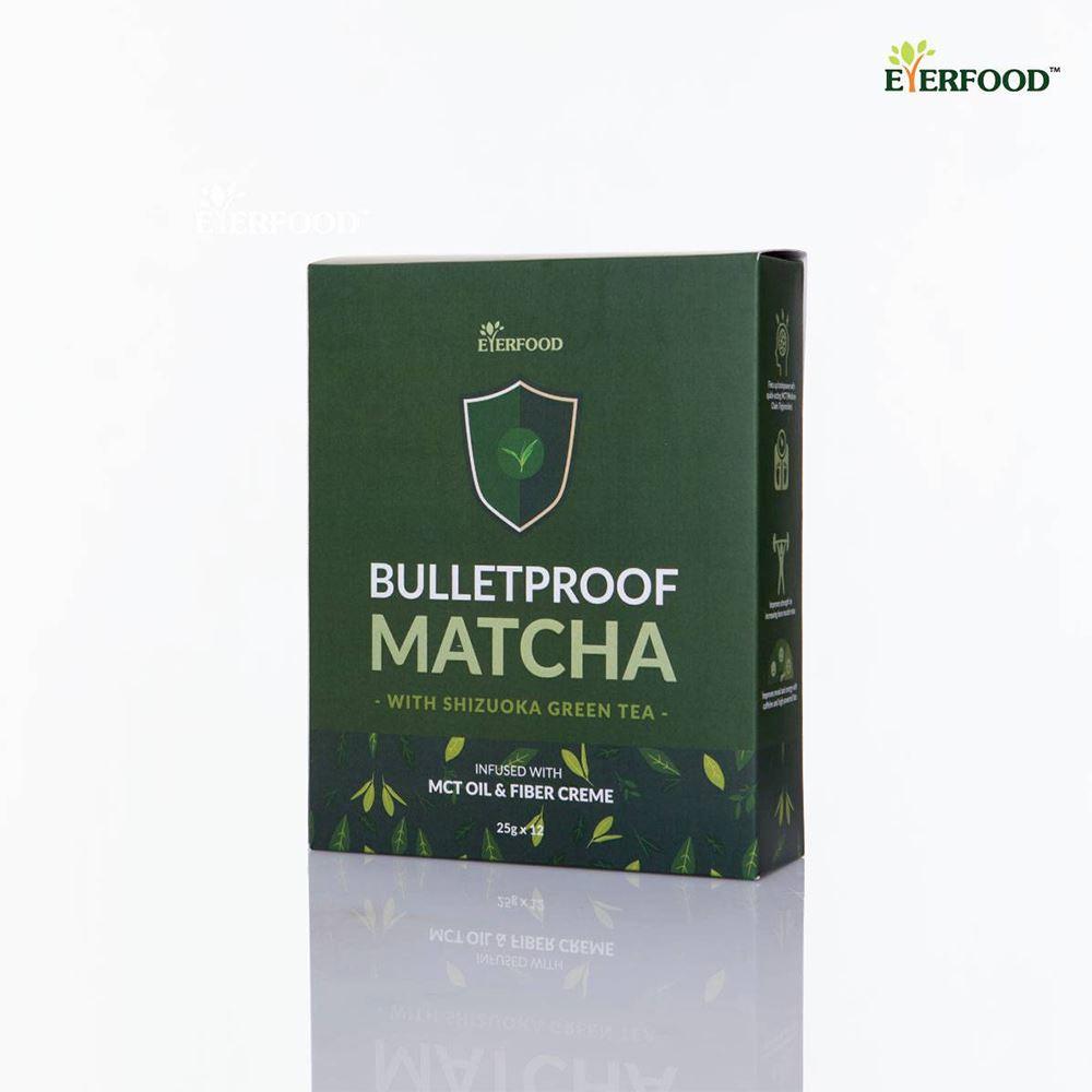 Bulletproof Matcha Beverage