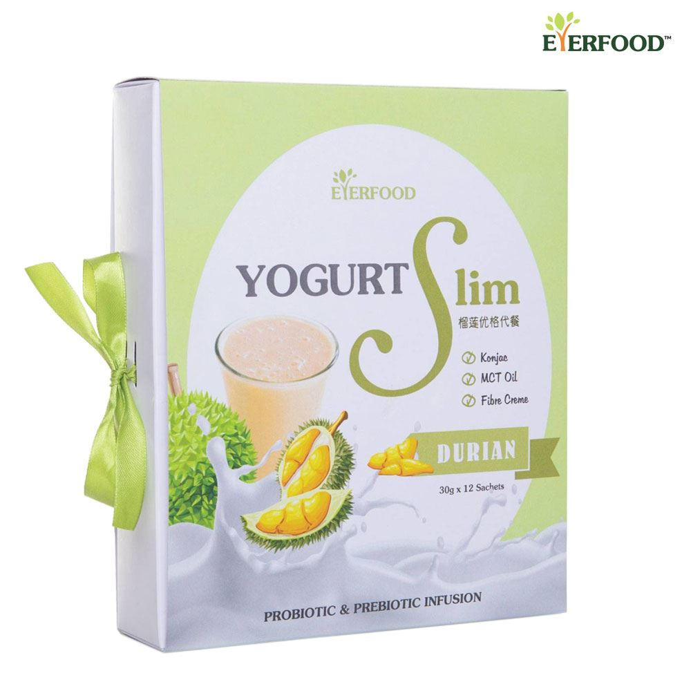 Instant Beverage Yogurt Slim (Durian)