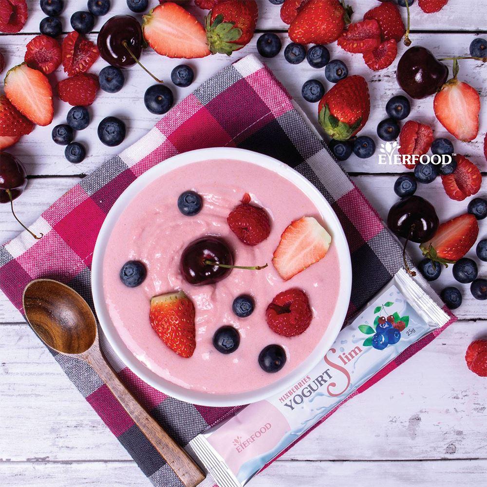 Instant Beverage Yogurt Slim (Mix Berries)