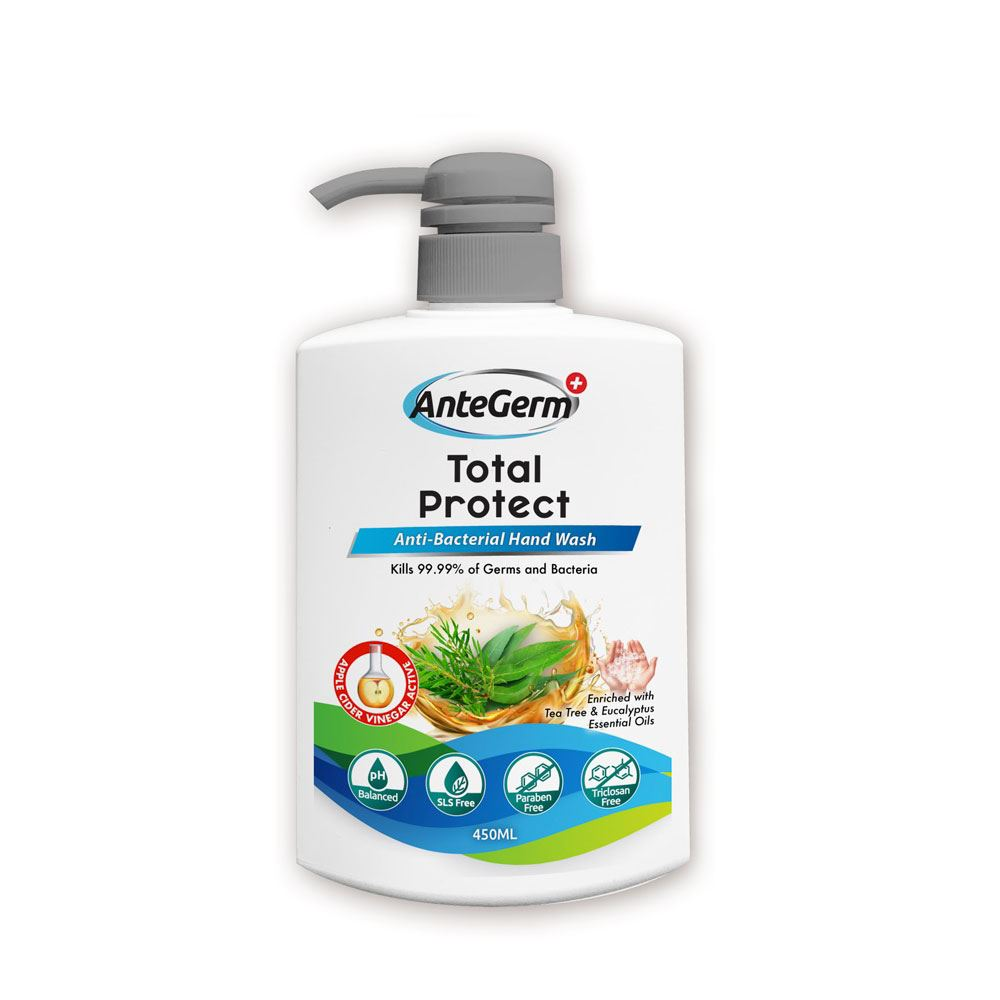 AnteGerm+ Anti-Bacterial Hand Wash