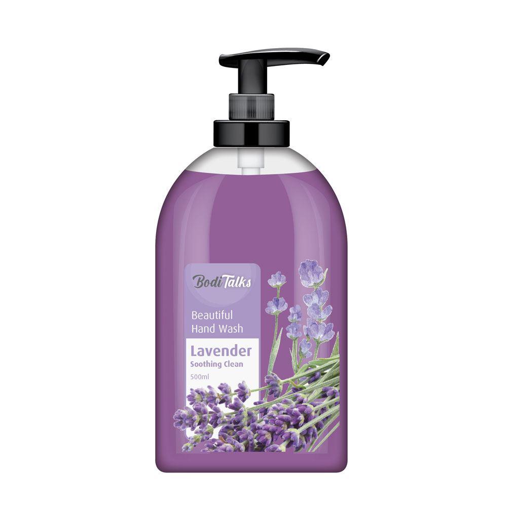 BodiTalks Beautiful Hand Wash 500ml