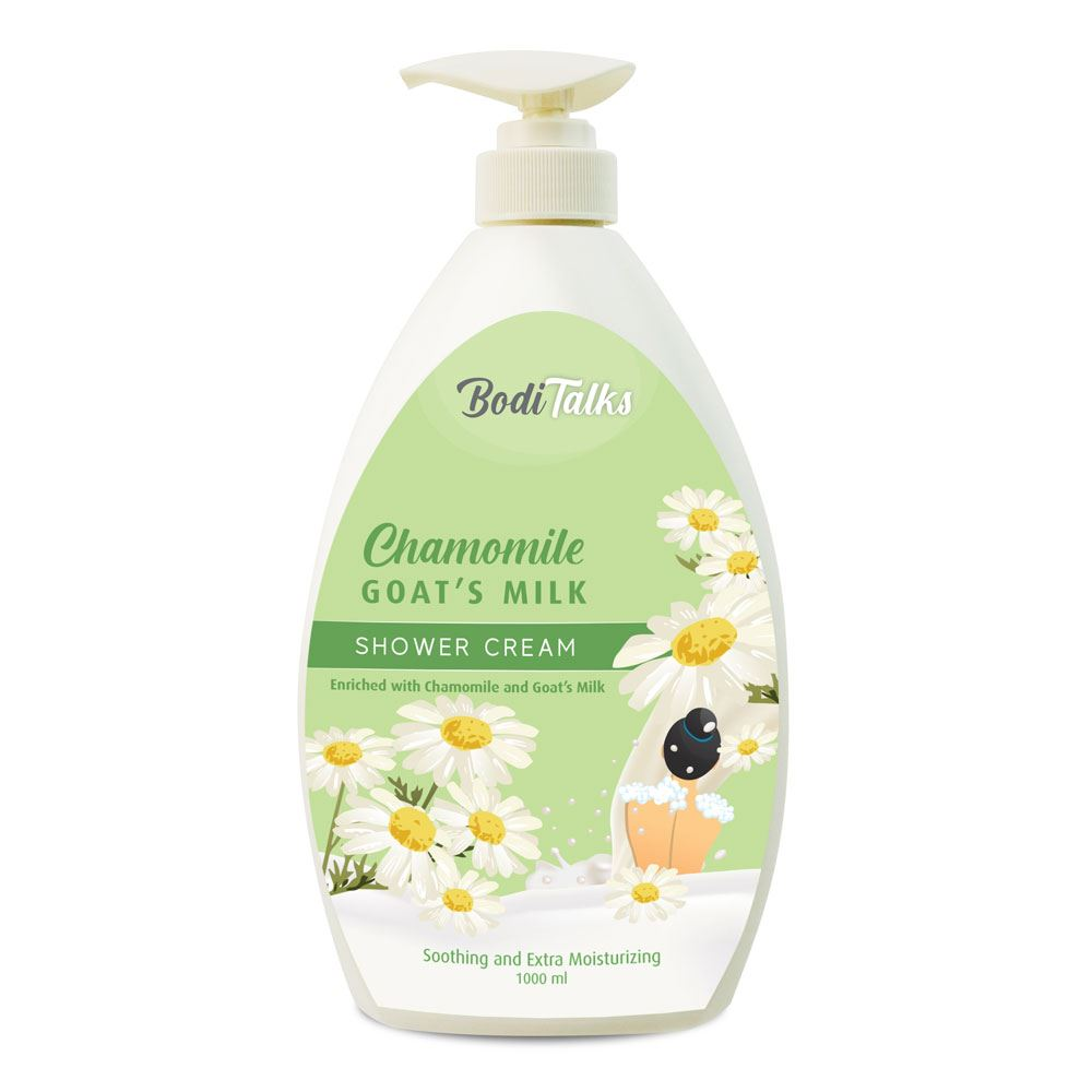 BodiTalks Shower Cream 1000ml