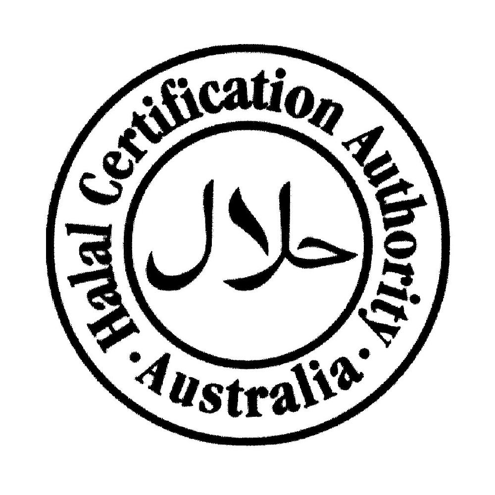 Halal Certification Authority Australia (HCAA)