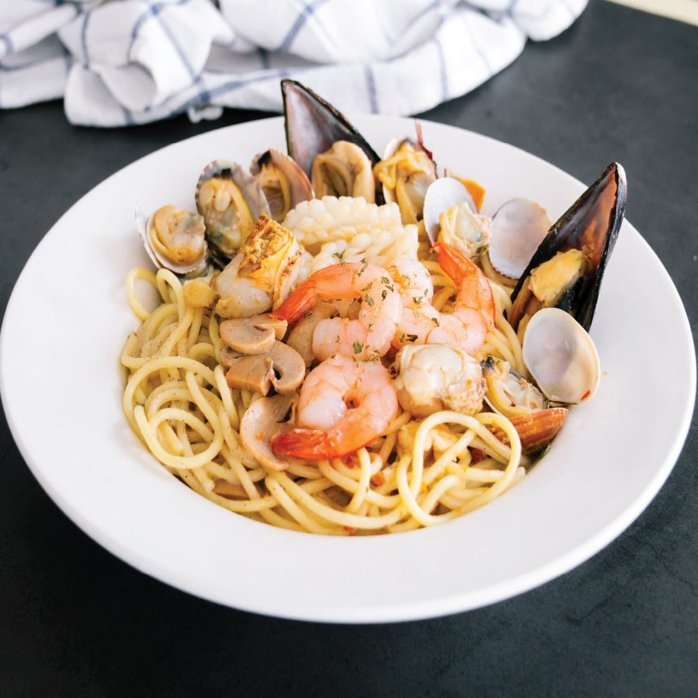 Carbonara Seafood