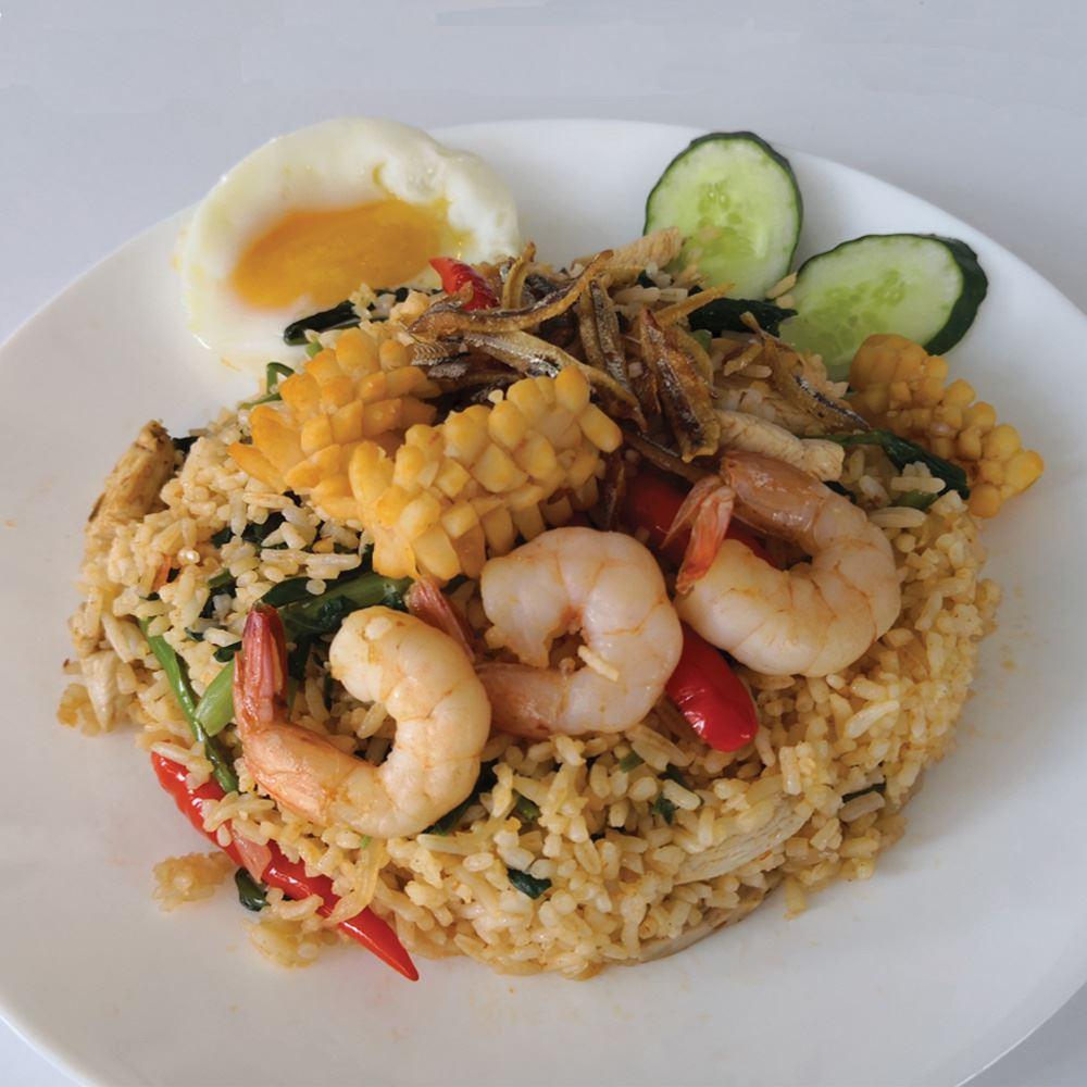 Nasi Goreng Kampung Seafood