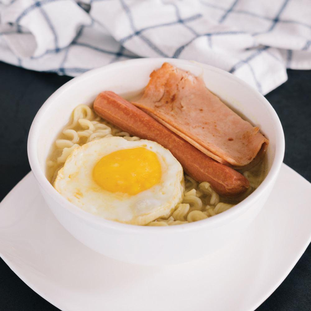 M Noodle Chicken Toast