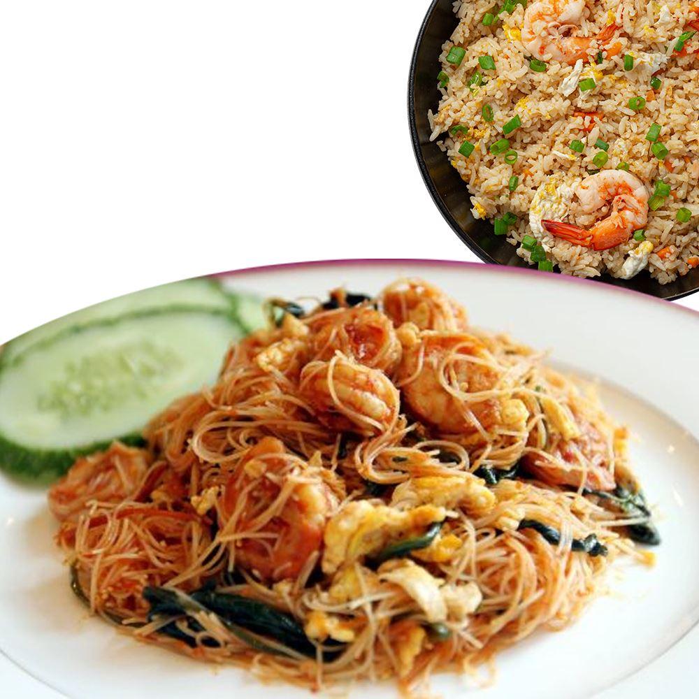 Asian Favorite Catering Menu 2021