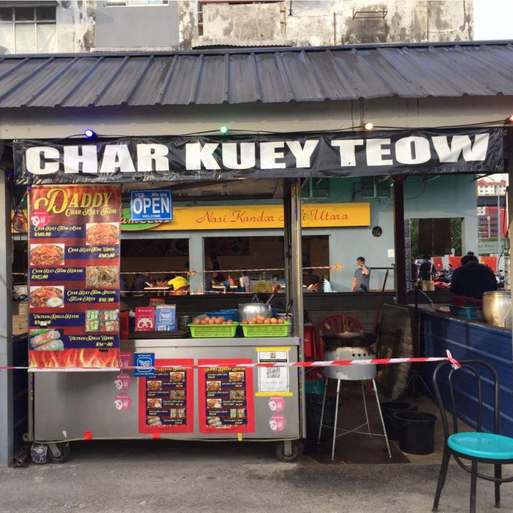 Daddy Char Kuey Teow