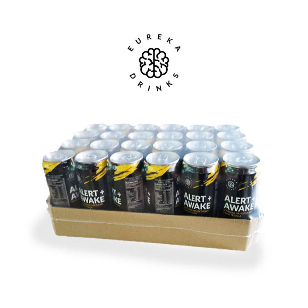 Alert + Awake Smart Energy Drink