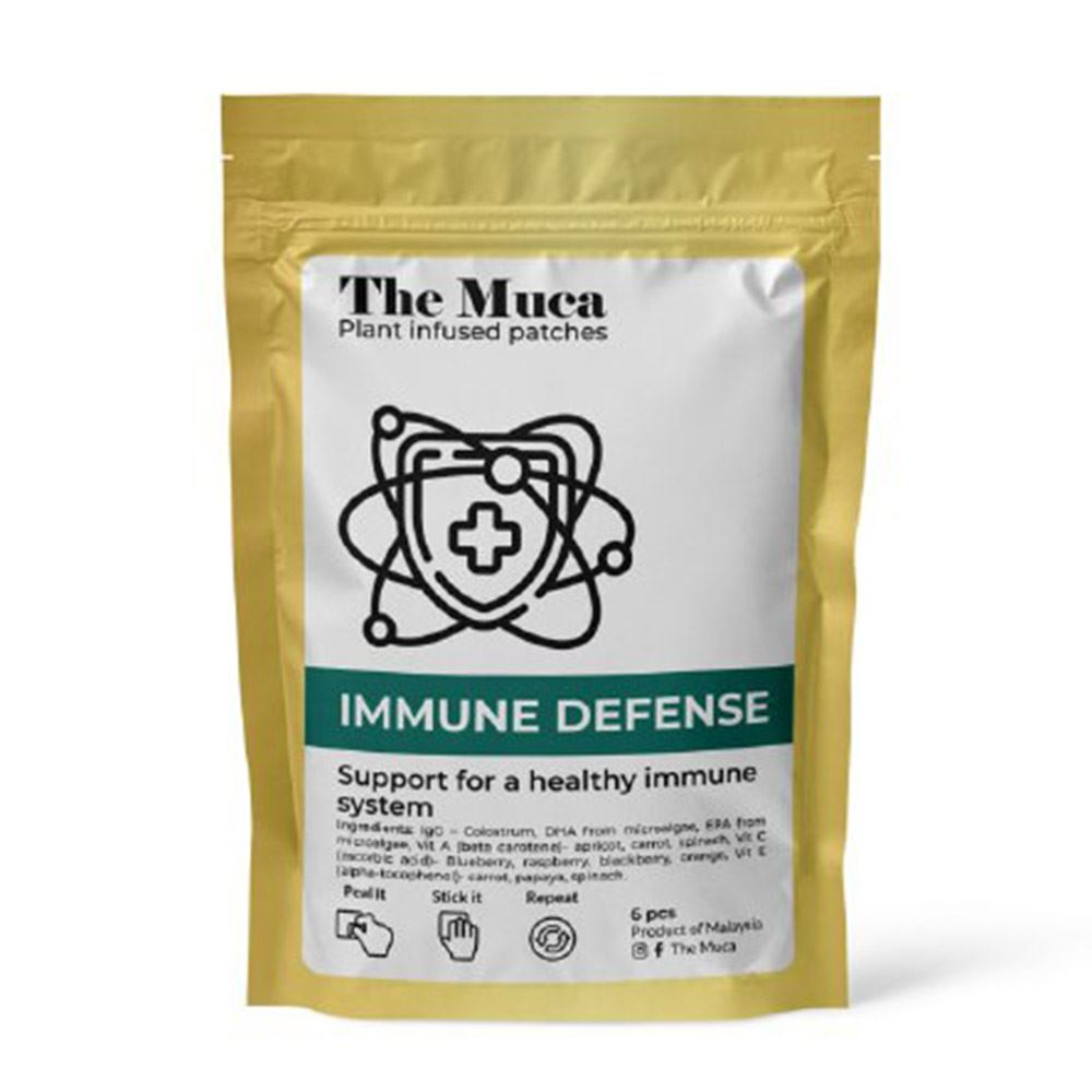 Immune Defense Patch