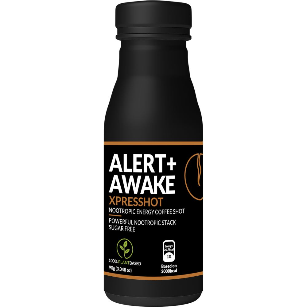 Alert + Awake Xpresshot