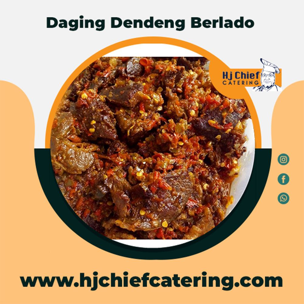 Daging Dendeng Berlado