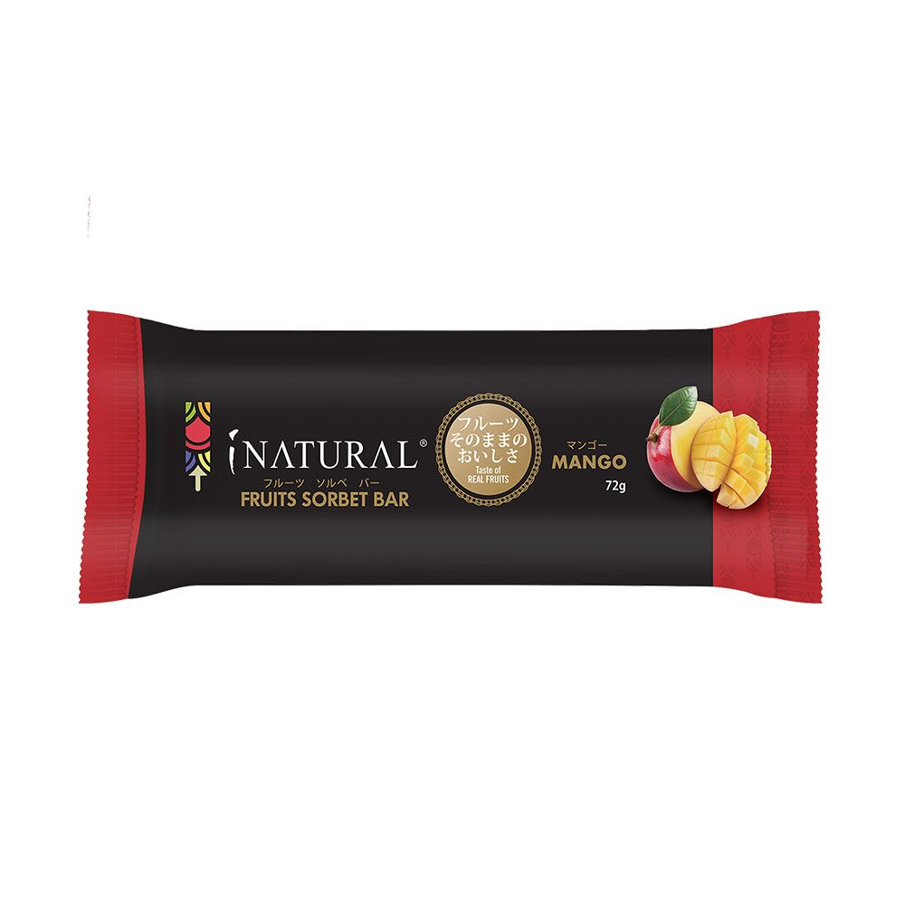 iNatural Mango Fruits Sorbet