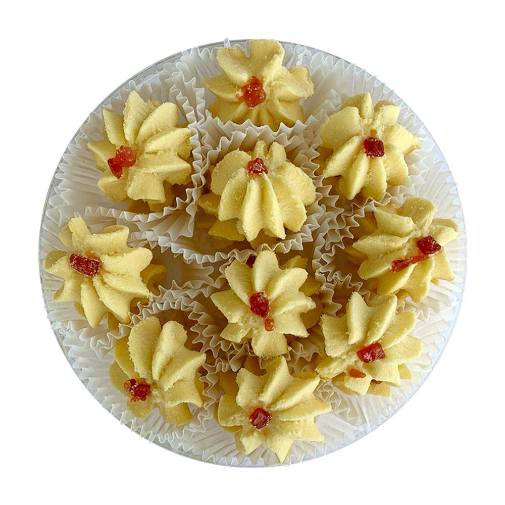 Butter Dahlia Cookies