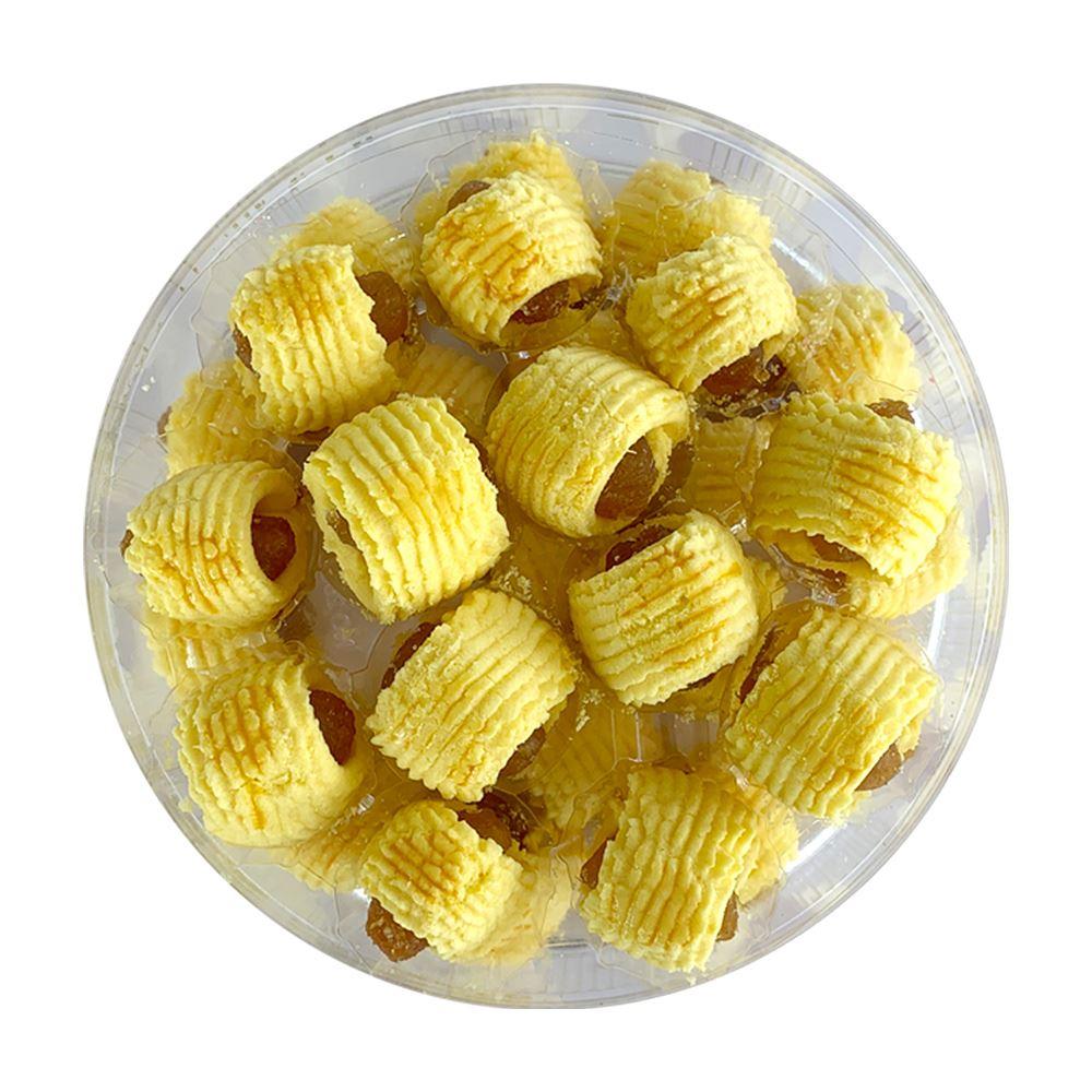 Pineapple Roll Tart