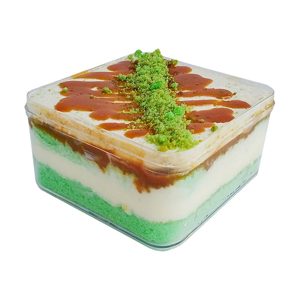 Pandan Gula Melaka Dessert Box Cake