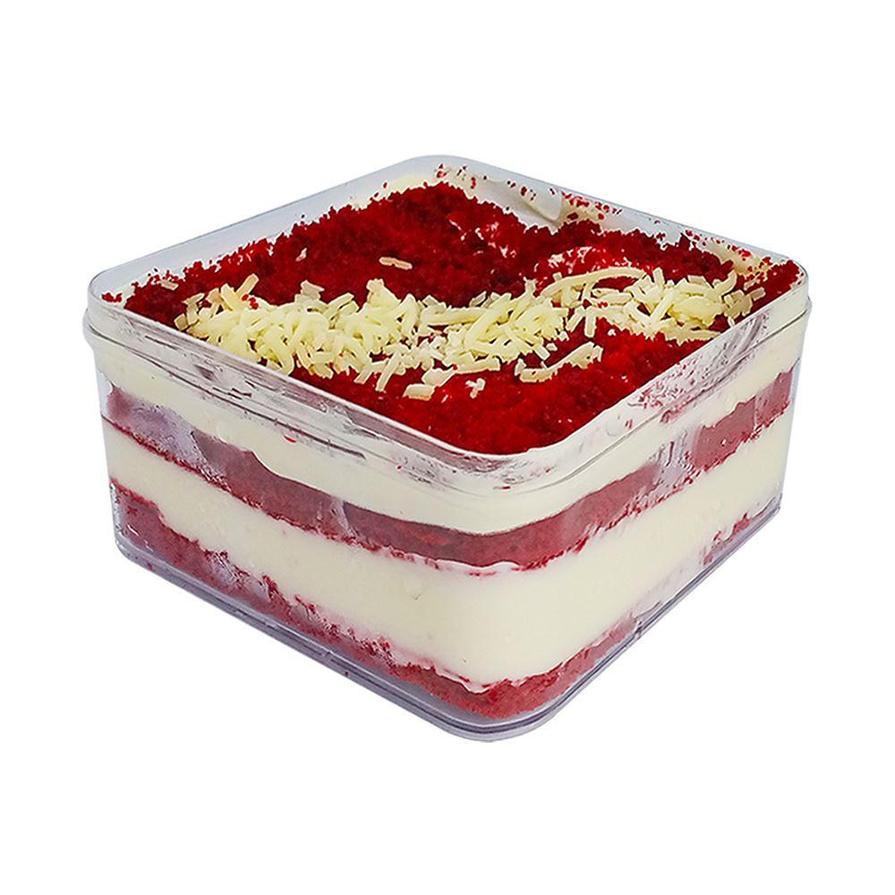 Red Velvet Dessert Box Cake