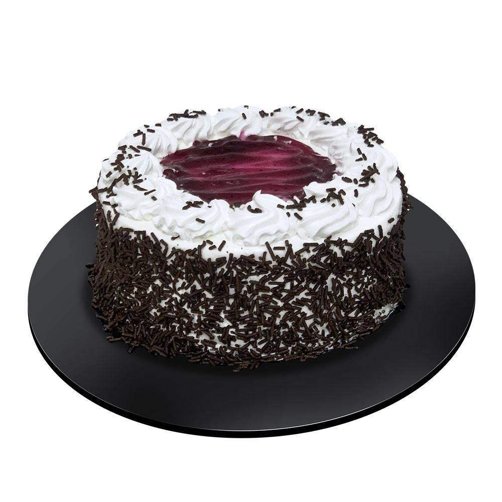 Berry Forest Cake