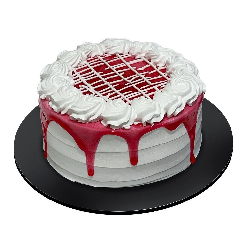Cheesy Berry Cake