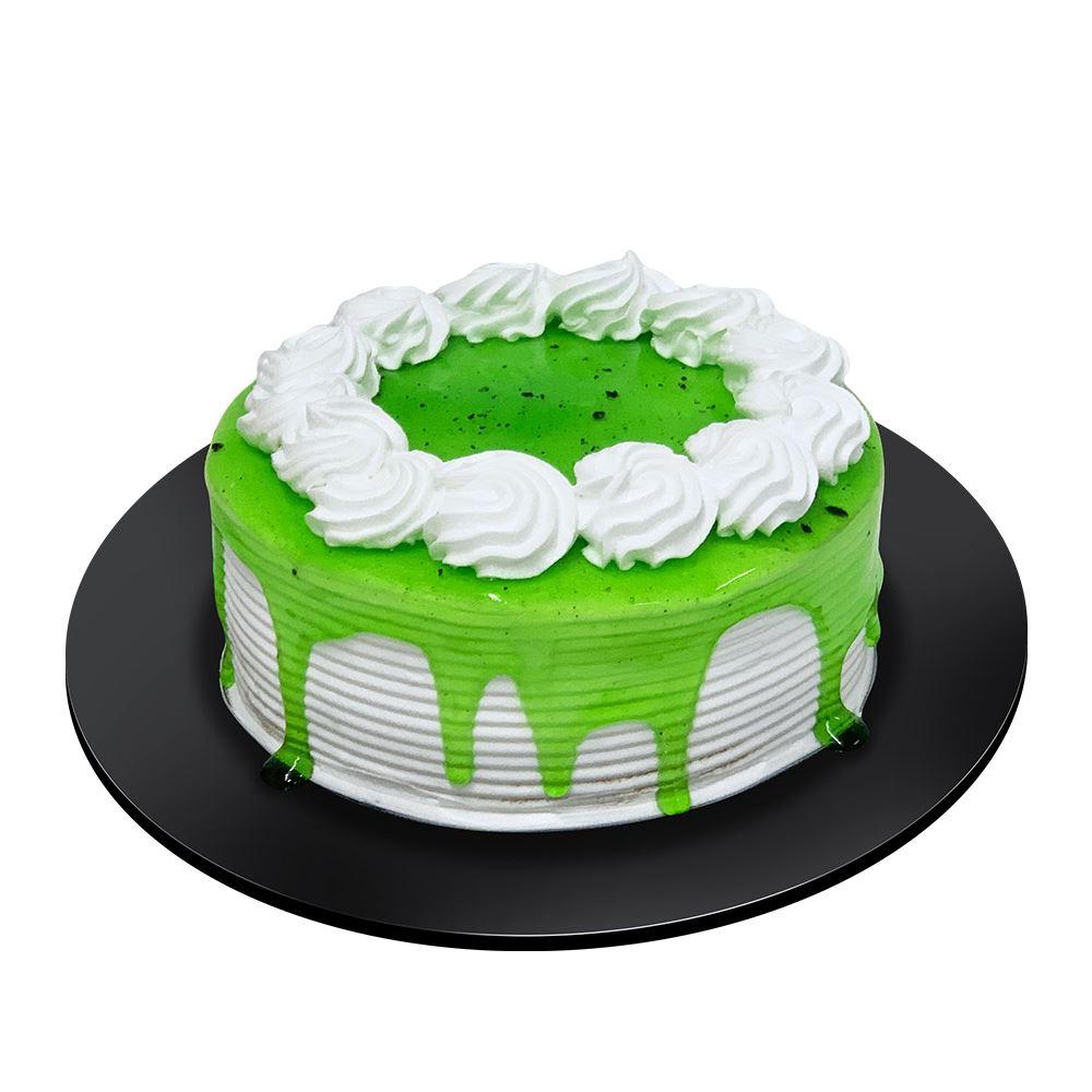 Greeny Kiwi Cake
