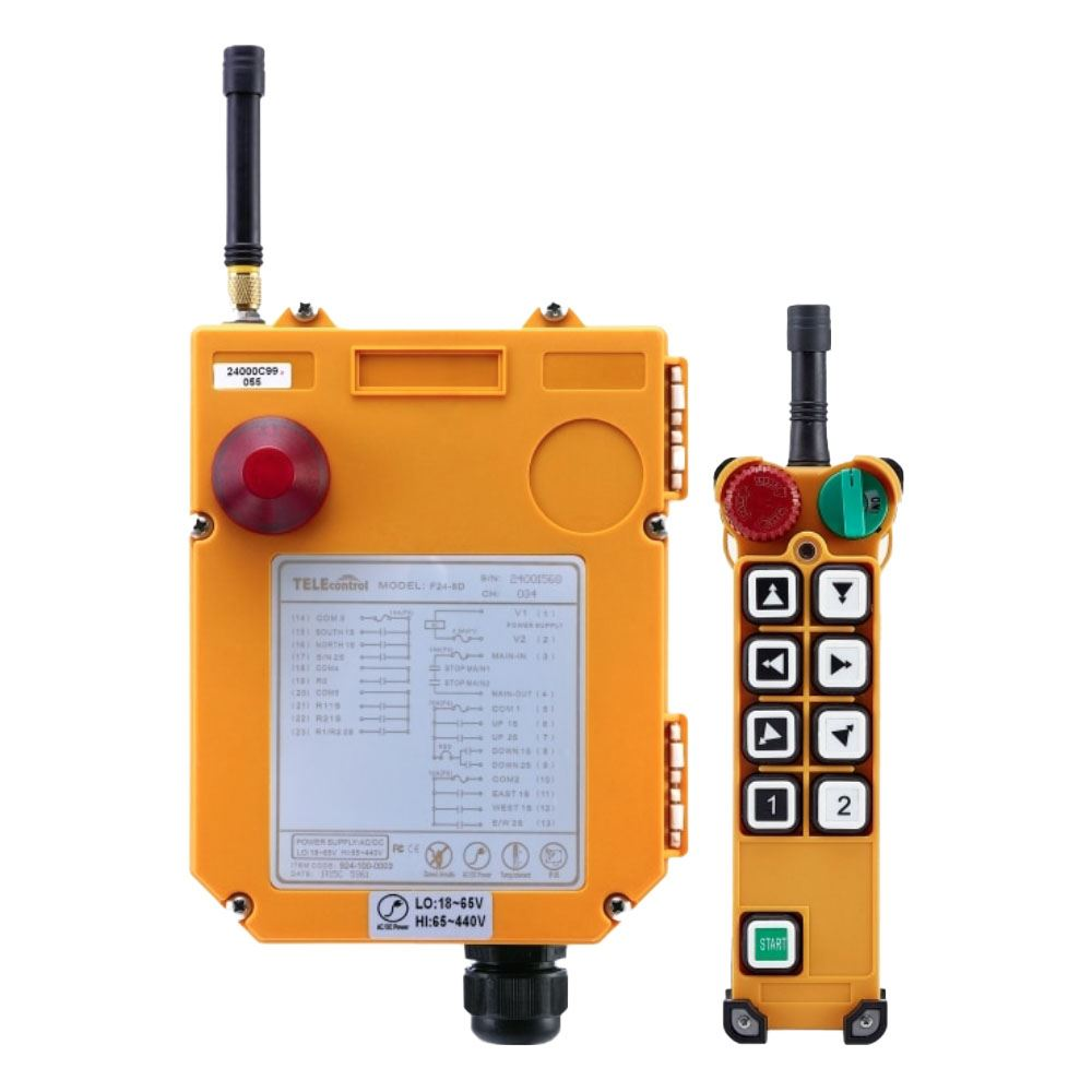 AIMTOP Best Quality Industrial Radio Remote Control