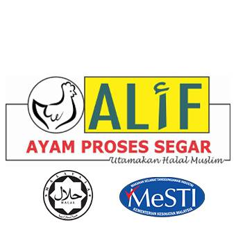 Ayam Proses Segar Alif