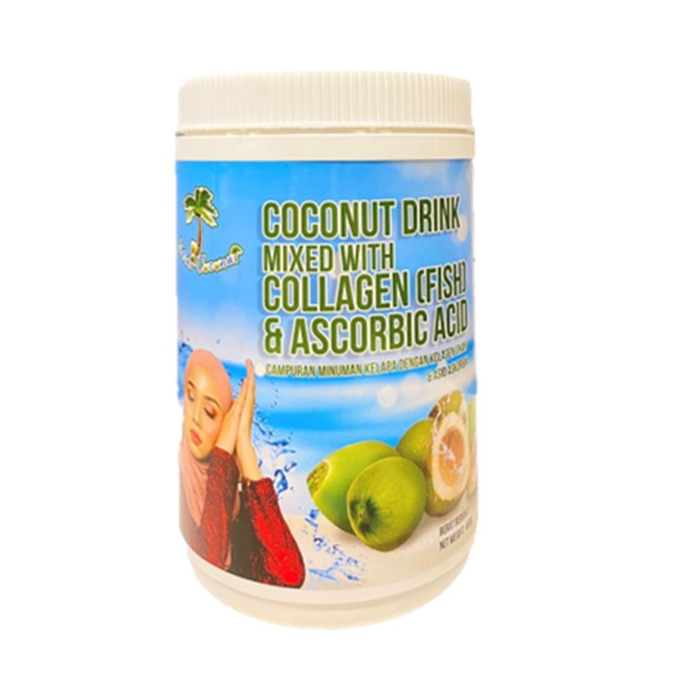 Collagen with Coconut Water & Vitamin C | Coconut Manufacturer in Malaysia