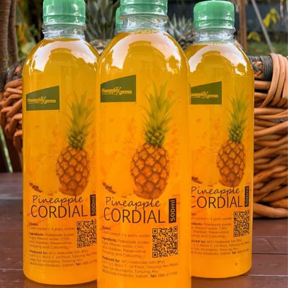 Pineapple Cordial