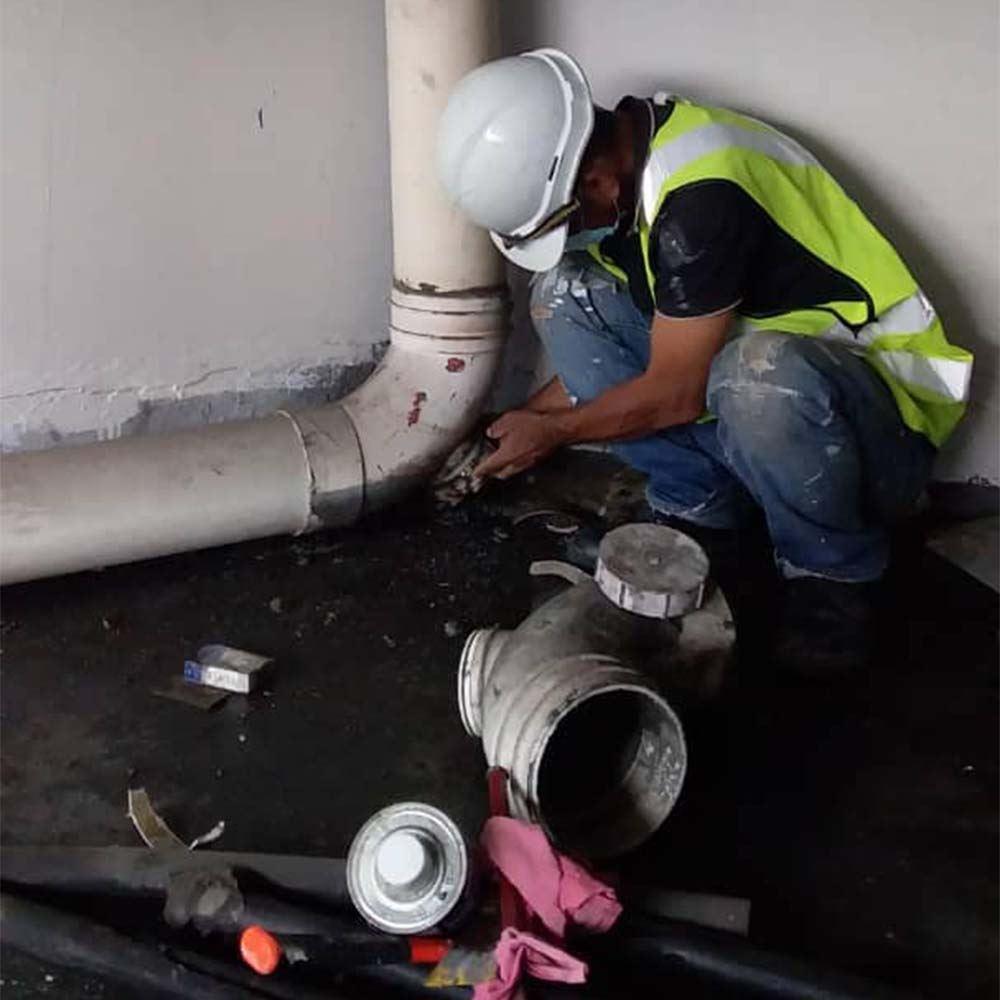 Corrective Maintenance | Building Maintenance Malaysia
