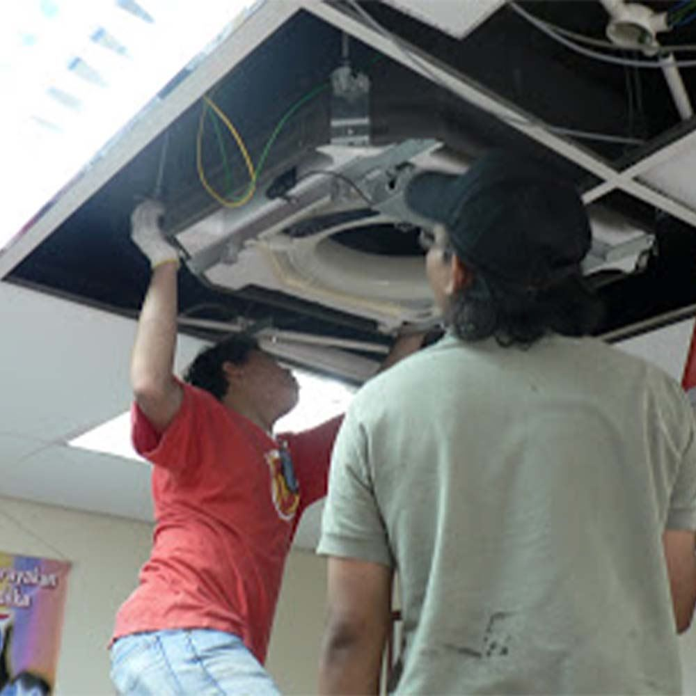 Mechanical & Electrical | Construction Works Malaysia