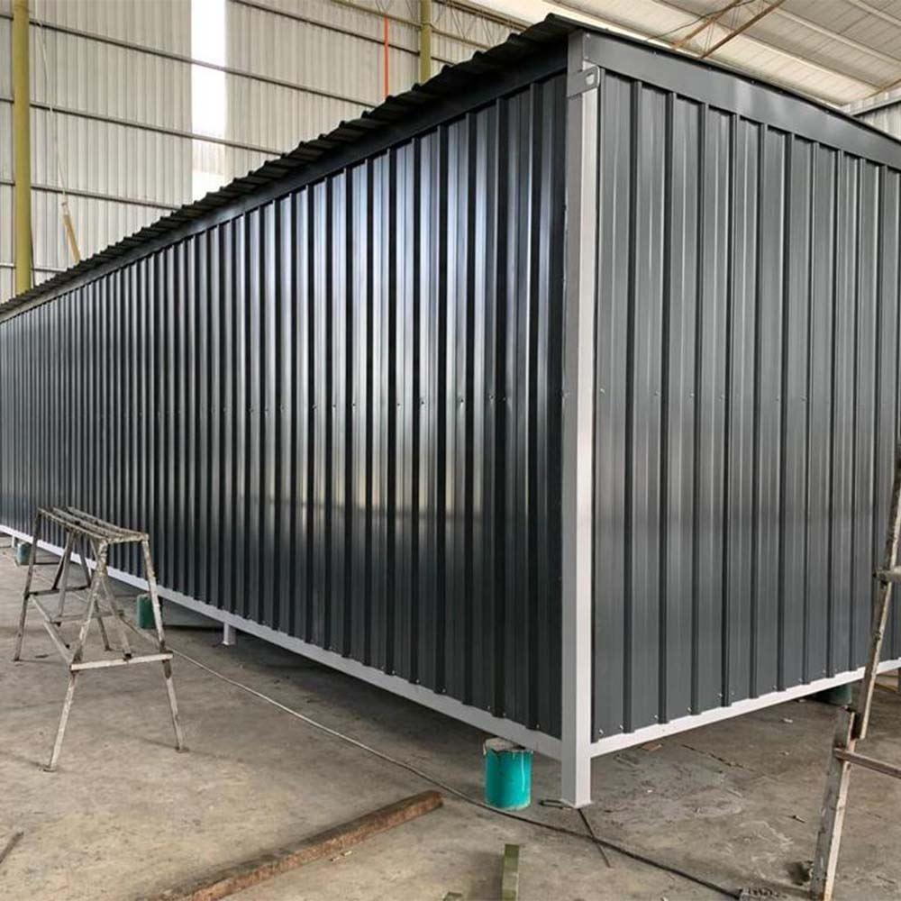 Custom Made Porta Cabin | Construction Works Malaysia