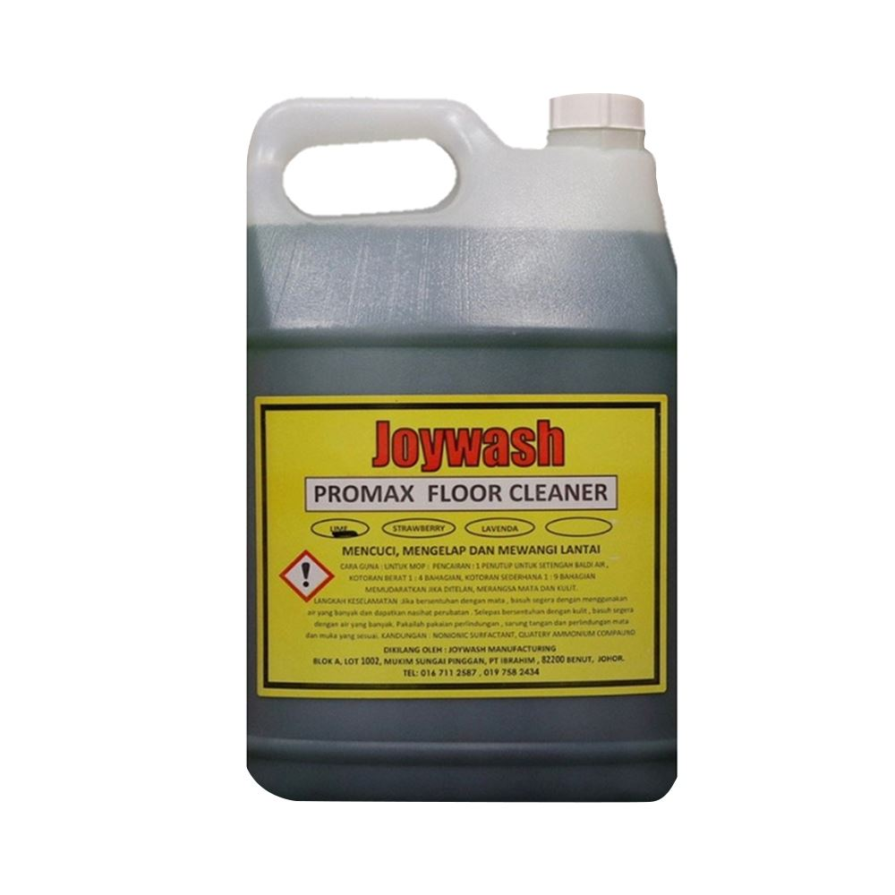 Promax Floor Cleaner (Lime)