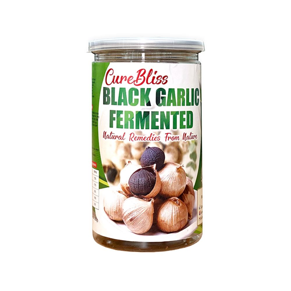 Black Garlic Fermented 250g