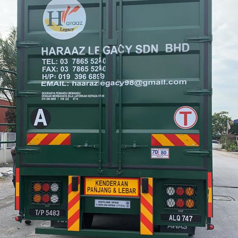 Logistic Truck Service